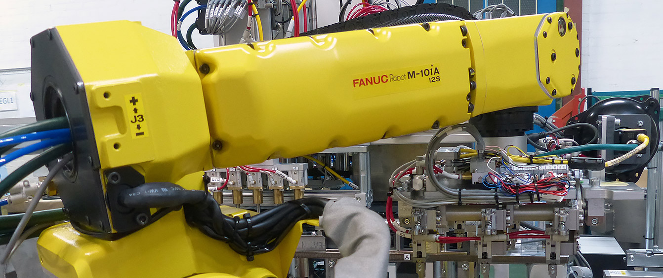 Fanuc Robot Integration