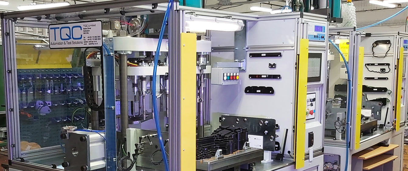 Standard leak test equipment