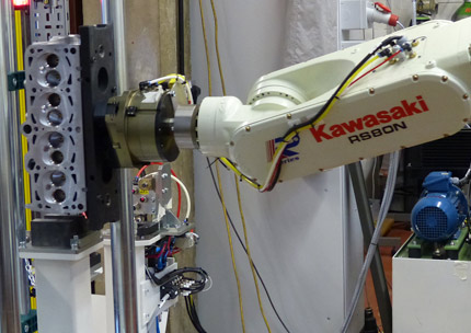 Robots for Automated Assembly Lines