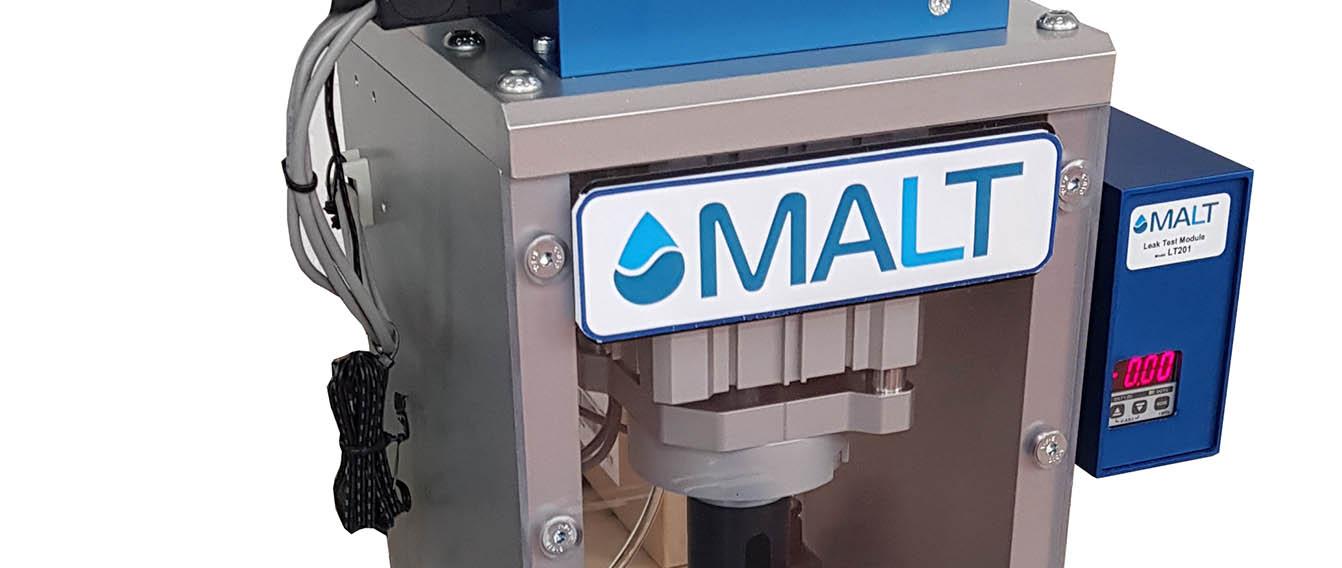 Leak Testing - Series 20 Leak Test Fixture