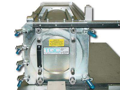weapon leak test chamber